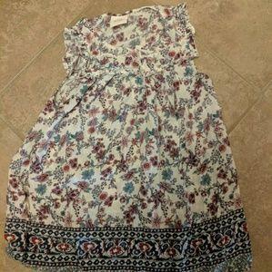 Knox Rose Sleeveless Top Size Small